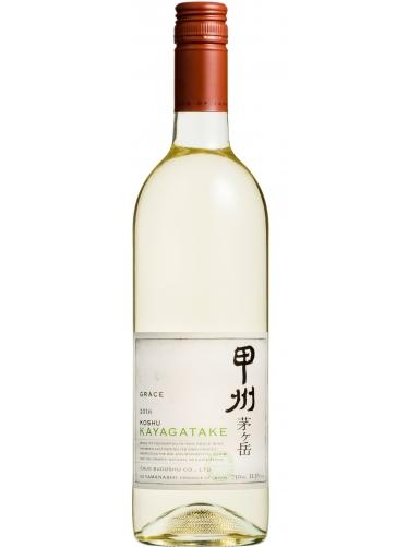 Grace Koshu Kayagatake - Vin japonais - Toulouse saké Club