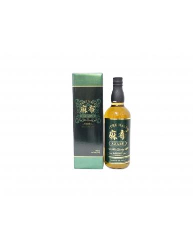 Azabu single malt - Whisky japonais