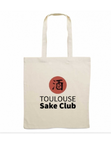 Tote bag - Toulouse Saké Club