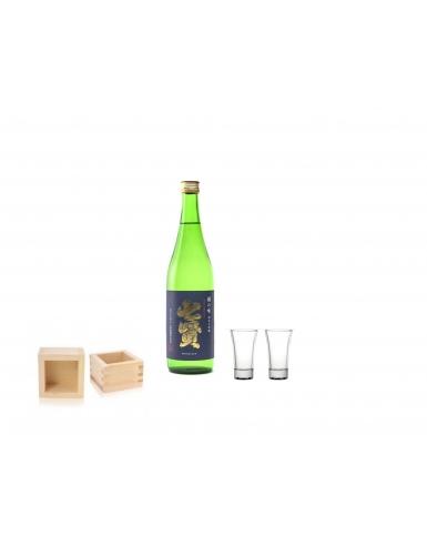 Coffret découverte du saké...