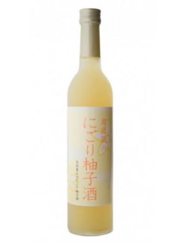 Nigori Yuzushu - liqueur de...