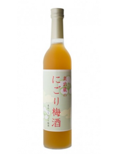 Nigori Umeshu - liqueur de...
