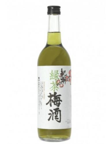 Ryokucha Umeshu - Liqueur de prune au thé vert