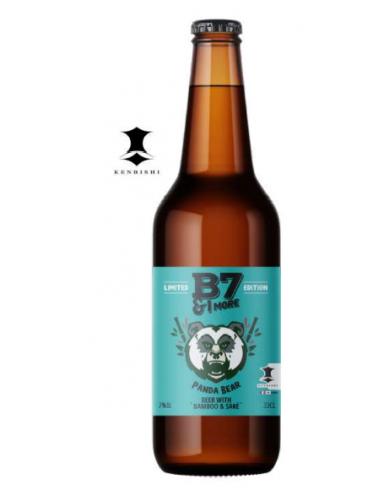 Panda Bear - Bière au saké...