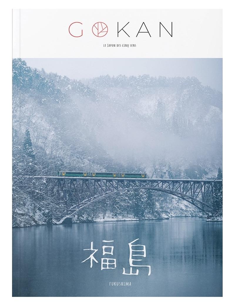 Départ pour Fukushima avec Gokan Mag
