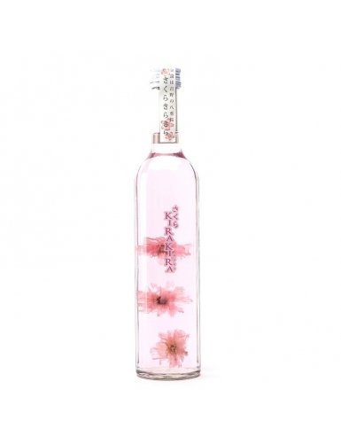 Sakura kira kira - liqueur de cerisier japonais - Préfecture de Nara