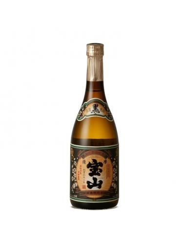 Satsuma Houzan Kurokoji - Shochu - Toulouse Saké Club