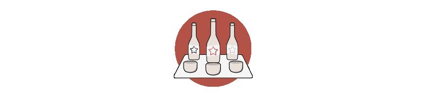 Alcools japonais, Sakés, Liqueurs - Toulouse Saké Shop