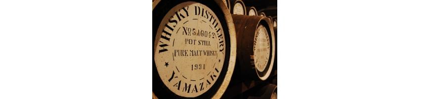 Les whiskys et les spiritueux japonais - Toulouse Sake Club