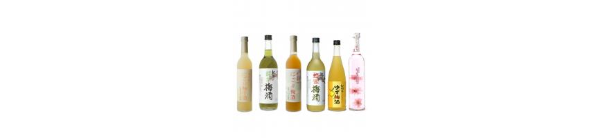 Les liqueurs japonaises et umeshu - Toulouse Saké Club