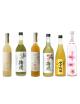 Les liqueurs japonaises et umeshu