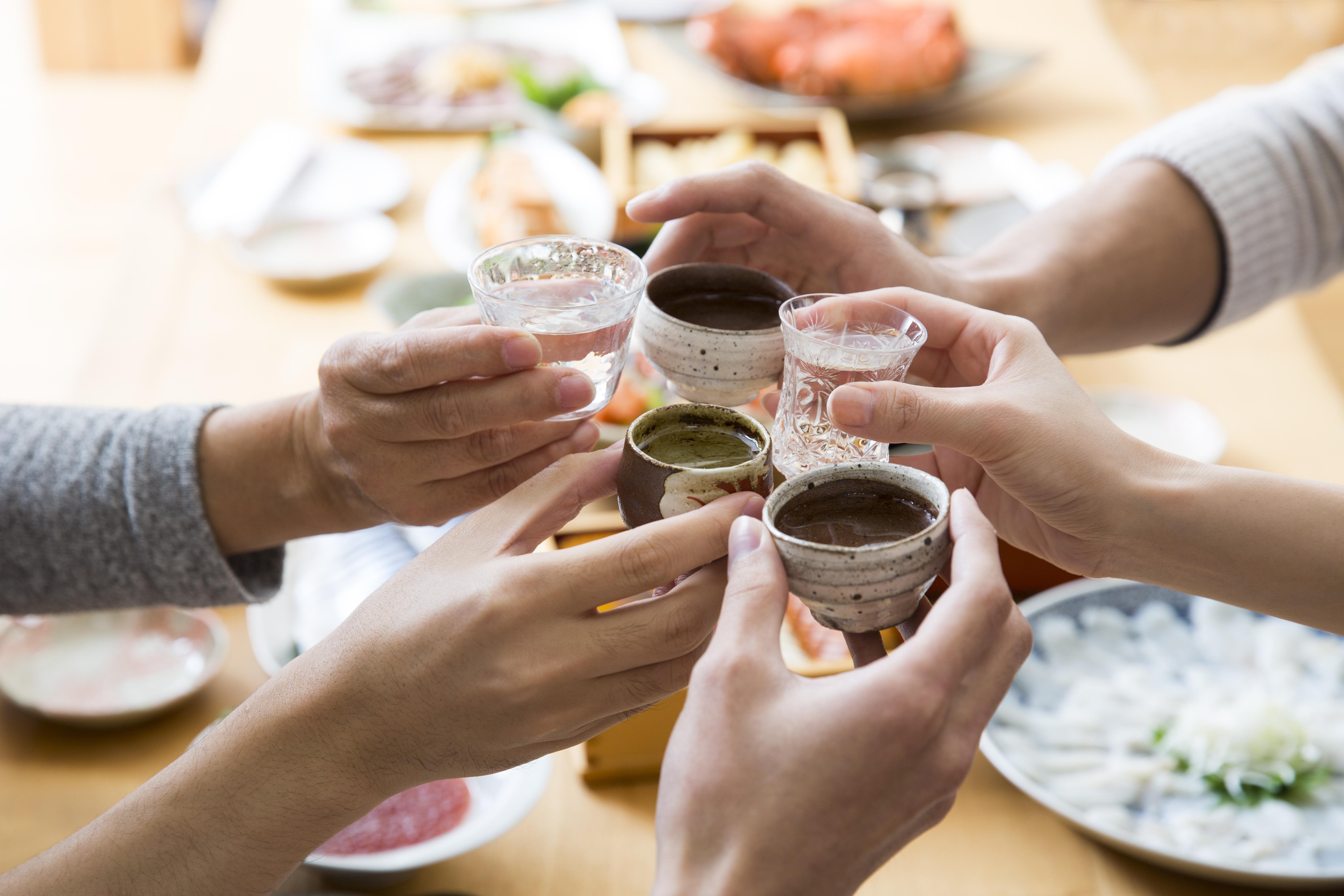 Club saké japonais - Toulouse saké club evenements