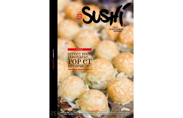 Le Toulouse Sake Club dans le magazine France Sushi