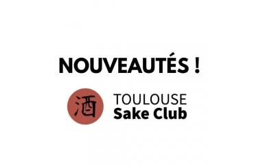 En mai, découvrez les nouveautés du Toulouse Sake Club