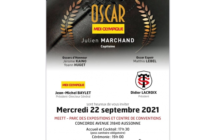 Le Toulouse Sake Club partenaire de la soirée Oscar Midol - Julien Marchand